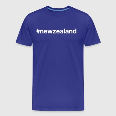 NEW ZEALAND - Men's Premium T-Shirt