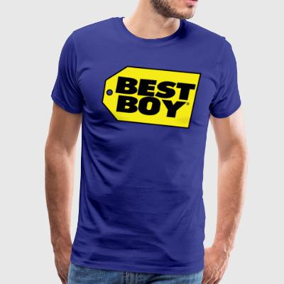 Best Boy - Men's Premium T-Shirt