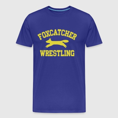 Foxcatcher Wrestling - Men's Premium T-Shirt