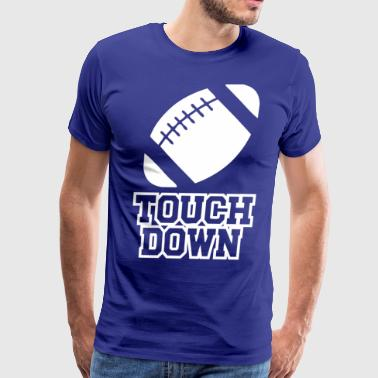 touchdown wite - Men's Premium T-Shirt