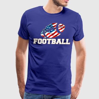 Football Nation - Men's Premium T-Shirt