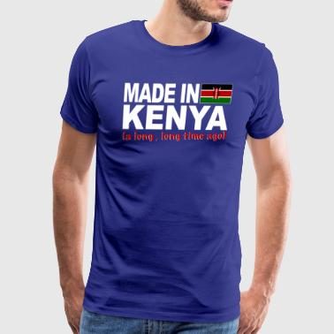 Made in Kenya a long long time ago - Men's Premium T-Shirt