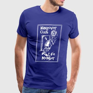 Hangover Club - Men's Premium T-Shirt