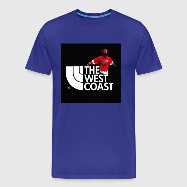 THE WEST COAST - Men's Premium T-Shirt