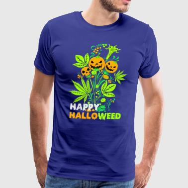 Happy Halloweed t-shirt - Men's Premium T-Shirt