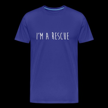 Rescued - Men's Premium T-Shirt