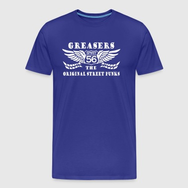 Greasers - Men's Premium T-Shirt