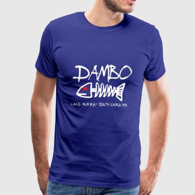 DAMBO1 WHITE RRI - Men's Premium T-Shirt