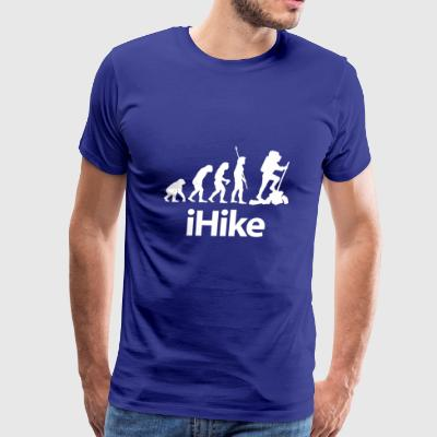 iHike - Men's Premium T-Shirt