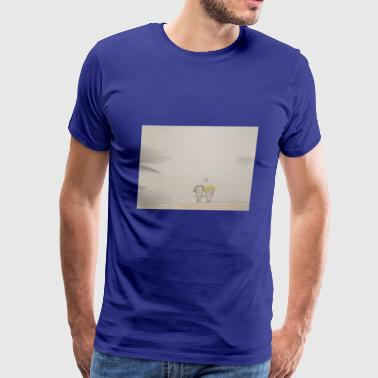 Et Love (And Love) - Men's Premium T-Shirt