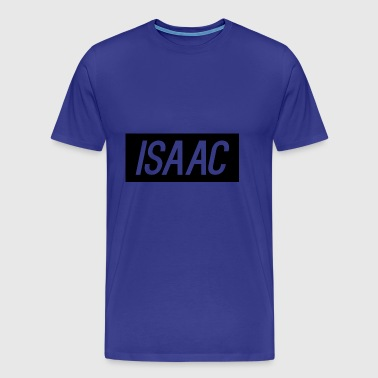 Isaac Shirt Logo - Men's Premium T-Shirt