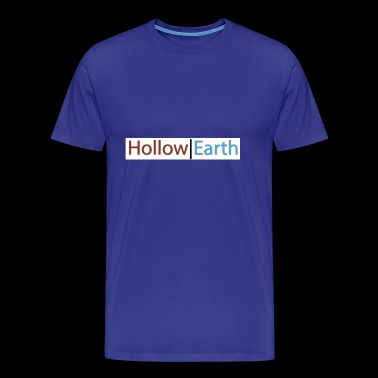 hollow earth - Men's Premium T-Shirt