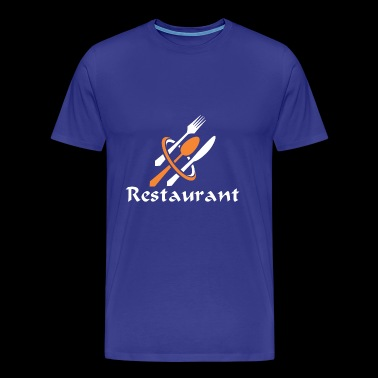 Restaurant - Men's Premium T-Shirt