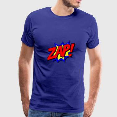 ZAP logo - Men's Premium T-Shirt