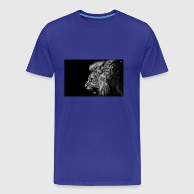 Lion Roar - Men's Premium T-Shirt