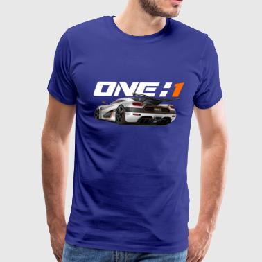 One:1 - Men's Premium T-Shirt