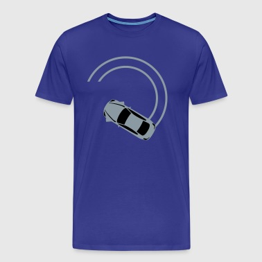 Drifting - Men's Premium T-Shirt