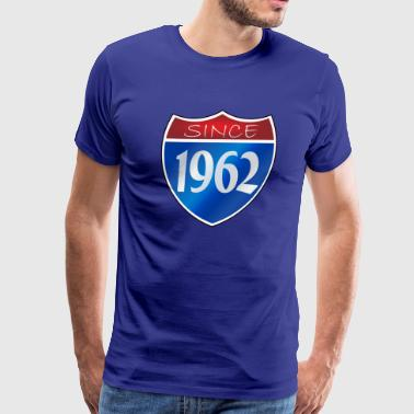 Since 1962 - Men's Premium T-Shirt