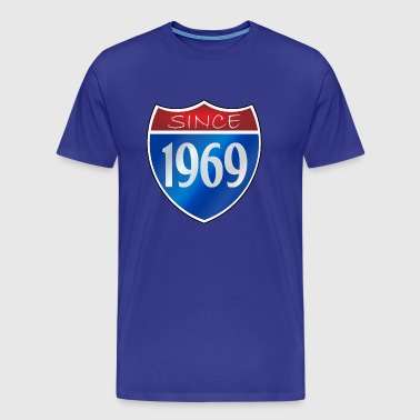 Since 1969 - Men's Premium T-Shirt
