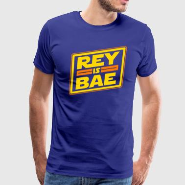 Rey is bae - Men's Premium T-Shirt