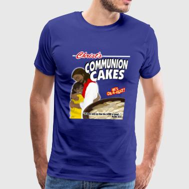 Communion Cakes by GP Wear - Men's Premium T-Shirt