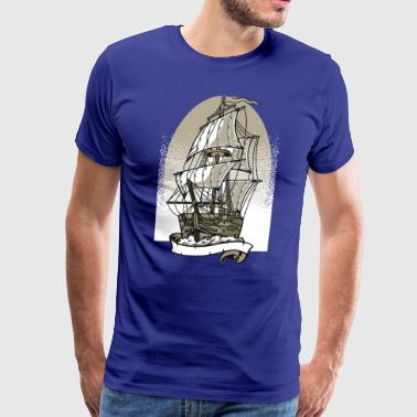 Ship 1 - Men's Premium T-Shirt