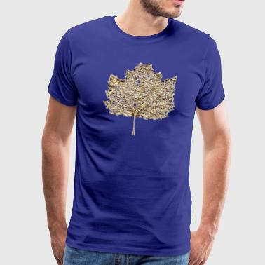 Gold Leaf - Men's Premium T-Shirt