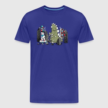 Uh Oh - Men's Premium T-Shirt