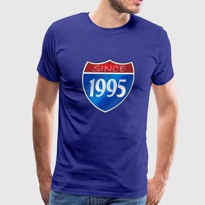 Since 1995 - Men's Premium T-Shirt