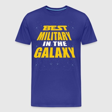Best Military In The Galaxy - Men's Premium T-Shirt