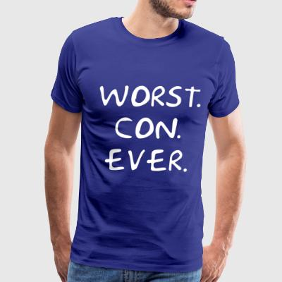 Worst Con Ever - Men's Premium T-Shirt