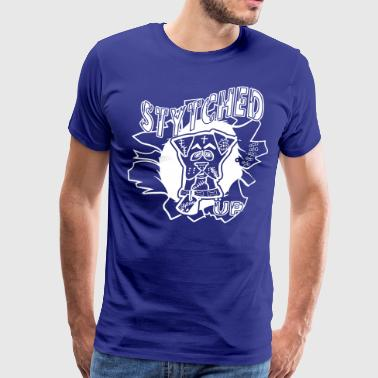 STYTCHED UP - Men's Premium T-Shirt
