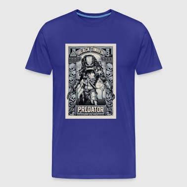 Predator Hunter - Men's Premium T-Shirt