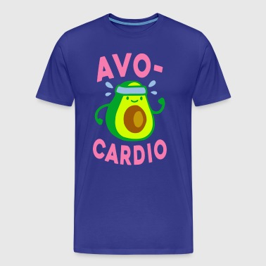 AVOCARDIO - Men's Premium T-Shirt
