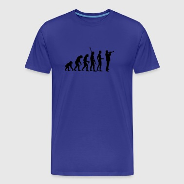 evolution_trompeter_us - Men's Premium T-Shirt