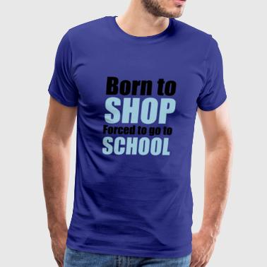 2541614 13309367 shop - Men's Premium T-Shirt
