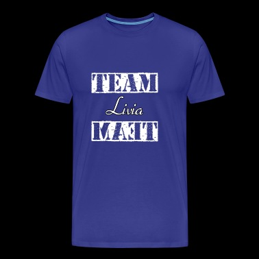 Team Livia - Men's Premium T-Shirt