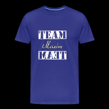 Team Maxim - Men's Premium T-Shirt