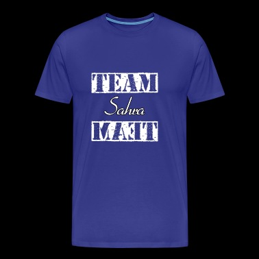 Team Sahra - Men's Premium T-Shirt