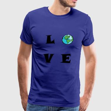 LOVE38 - Men's Premium T-Shirt