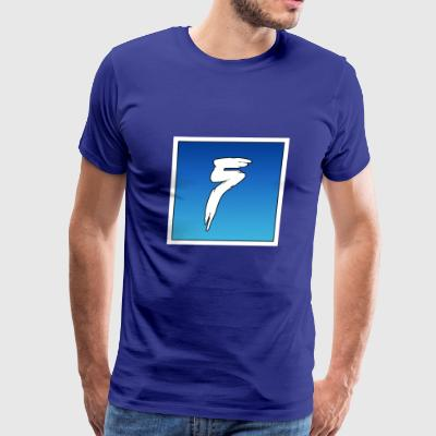 The Letter F - Men's Premium T-Shirt