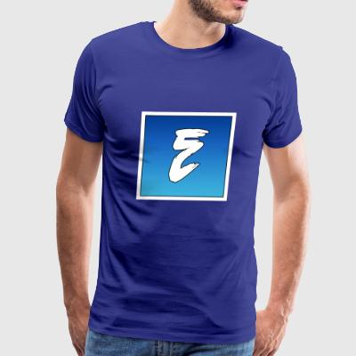 The Letter E - Men's Premium T-Shirt