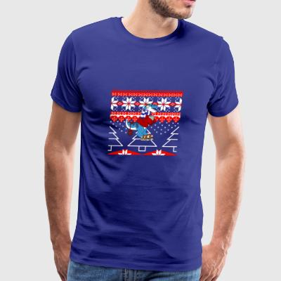 winter wonderland - Men's Premium T-Shirt