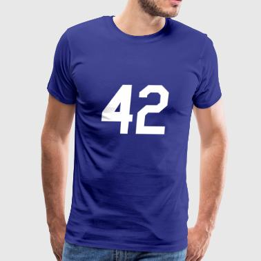 BROOKLYN 42 - Men's Premium T-Shirt