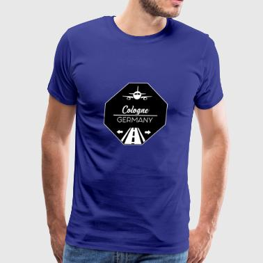 Cologne Germany - Men's Premium T-Shirt