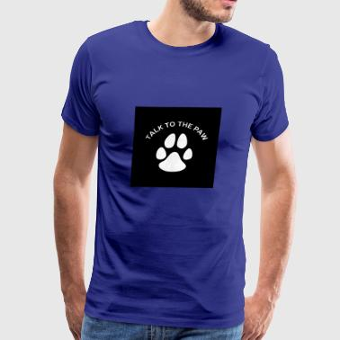 paw - Men's Premium T-Shirt