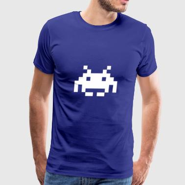 80s Video Games - Men's Premium T-Shirt