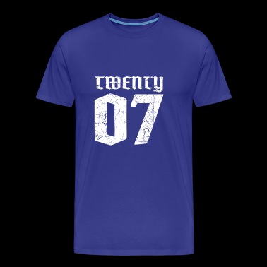 Twenty 2007 - Men's Premium T-Shirt