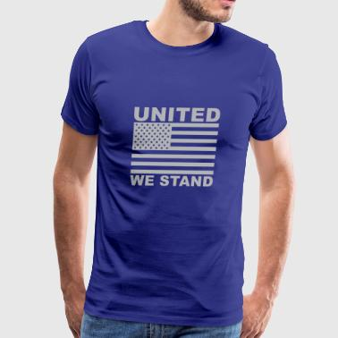 United We Stand - Men's Premium T-Shirt