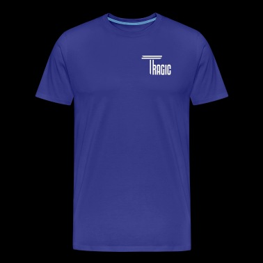 Toeknee Tragic - Men's Premium T-Shirt